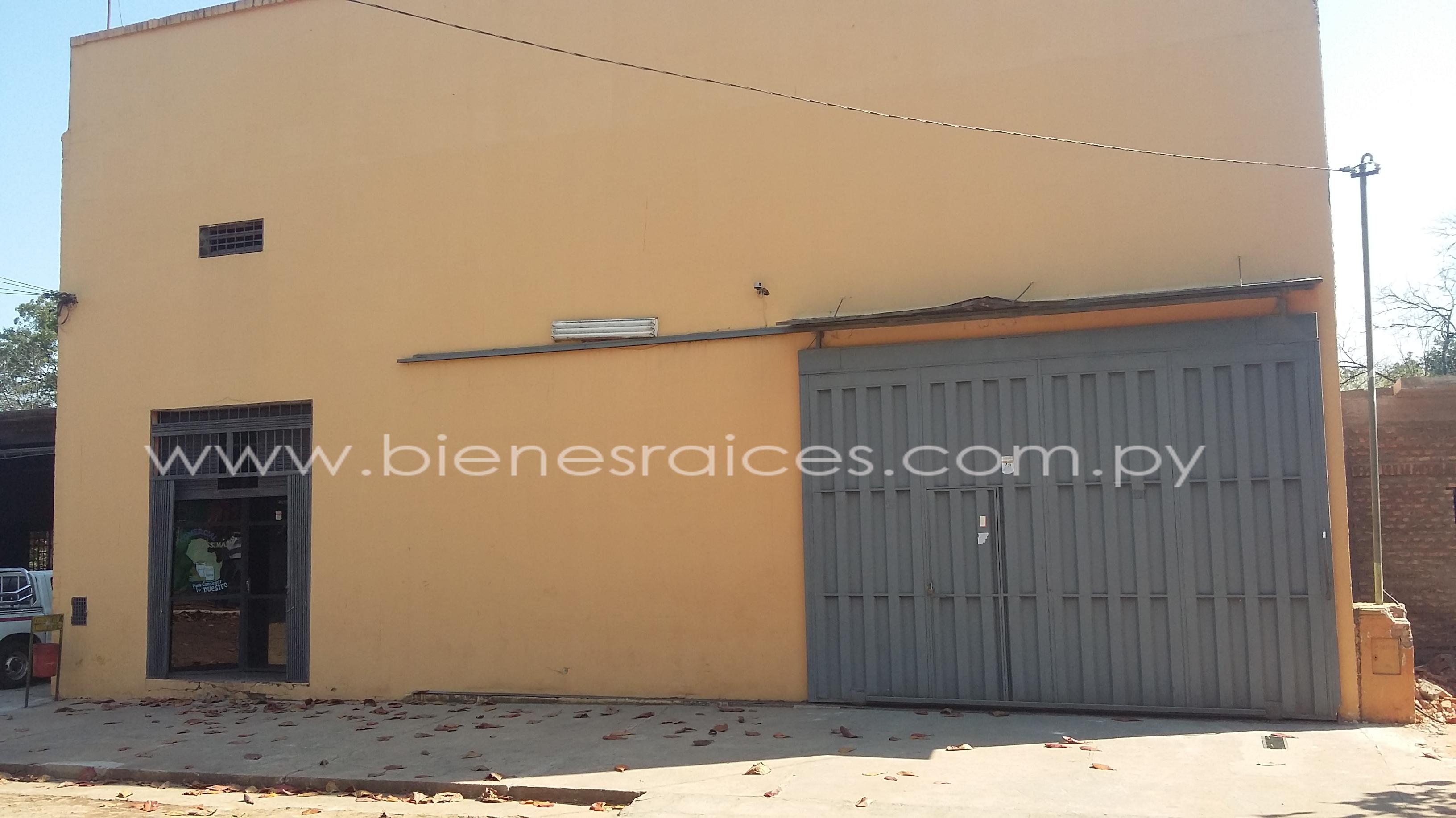 DEPOSITO DE 360M2. CON OFICINA EN FERNANDO DE LA MORA ZONA NORTE.